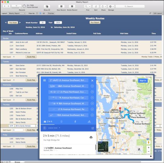 routemap